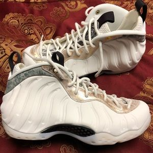 Nike Foamposite One Summit White Marble Gray NEW